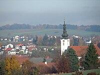 Neuhofen gemeindegebiet ueberblick.JPG