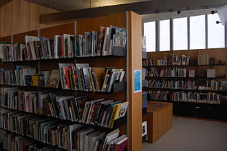 The New Art Gallery Walsall - The Art Library