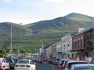 Newcastle, County Down - Image: Newcastle Donard