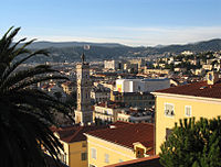 Le Vieux Nice − Photo Gilbert Bochenek - CC-By