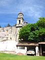 Nicho del Templo de San Juan Bautista Amalucan, Puebla (s. XVII) 03.JPG