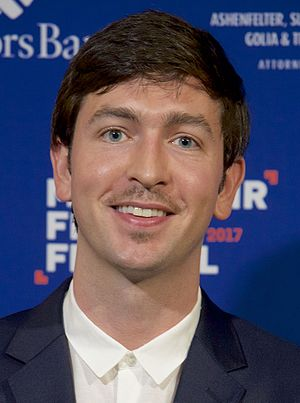 Nicholas Braun - Braun at the 2017 Montclair Film Festival