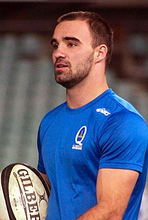 Nick Frisby rugby player