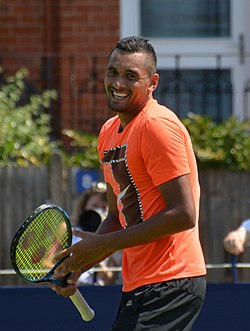 Image illustrative de l'article Nick Kyrgios