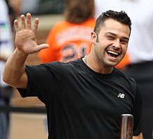 Nick Swisher interprète son propre rôle.