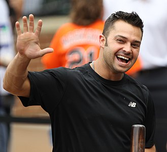 Nick Swisher - Swisher in 2011