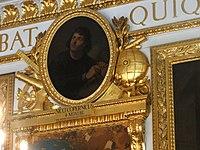 Mikołaj Kopernik's portrait in Royal Castle