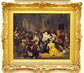 Nicolaas Pieneman (1809-1860), De aanslag op het leven van Willem I in Antwerpen op 18 maart 1582, 1838, Olieverf op doek.JPG
