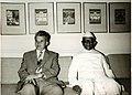 Nicolae Ceaușescu and Morarji Desai in Delhi.jpg