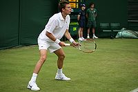 Nicolas Mahut at the 2009 Wimbledon Championships 01.jpg