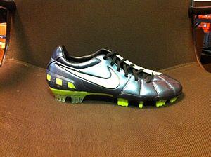 English: Nike Laser III Synthetic Blue/Black/V...