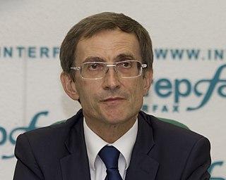 Nikolai Levichev Russian politician