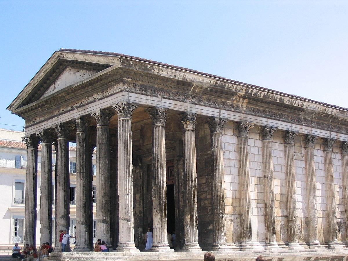 Arquitectura romana antiga - Viquipèdia, l'enciclopèdia lliure