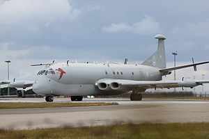 Nimrod R1 on one of its last days out this morning.jpg