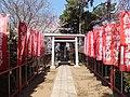 Nishi-Chiba, Inari-Daimyōjin Jinja 01.jpg
