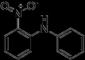 2-Nitrodiphenylamine - Image: Nitrodiphenylamine