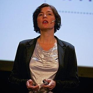 Kjersti Løken Stavrum Norwegian journalist and contributing editor