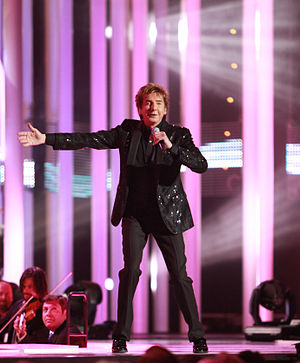 Barry Manilow discography - Barry Manilow at the Nobel Peace Prize Concert 2010