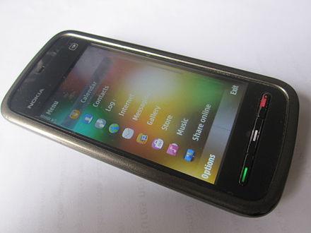 Nokia 5233 - Wikiwand