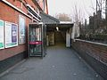 Norbury station rear entrance.JPG