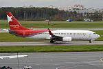 Nordwind Airlines, VQ-BUV, Boeing 737-86N (29037787464).jpg