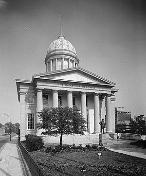 Norfolk City Hall - Image: Norfolk City Hall & Courthouse, 421 East City Hall Avenue, (Norfolk city, Virginia)