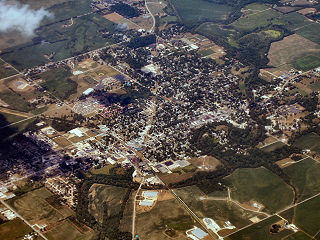 North Manchester, Indiana Town in Indiana, United States