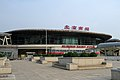 North square of Beijing South Railway Station (20180722170459).jpg