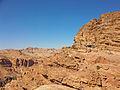 Northeast view from Jabal ad-Deir, Petra, Jordan.jpg