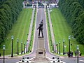 Northern Ireland Parliament Buildings - Edward Carson statue.jpg