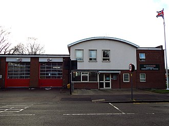 West Midlands Fire Service - C6 Northfield Community Fire Station