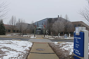 Novi Michigan Civic Center.JPG