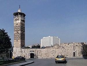 Hama - Nur al-Din Mosque