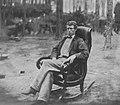 O'Sullivan, Timothy H. - Armee vom Potomac, ein militärischer Telegraphist (Zeno Fotografie).jpg