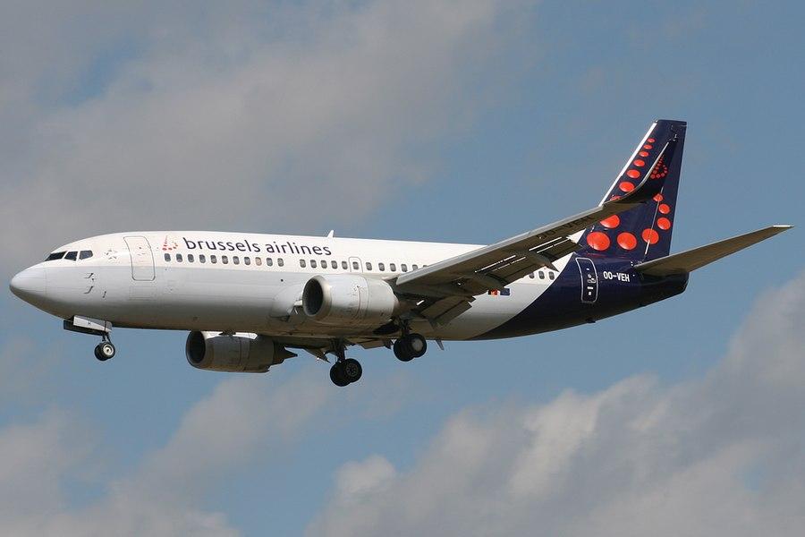 OO-VEH Brussels Airlines Boeing 737-300