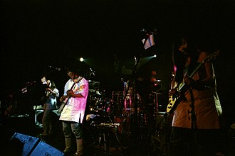 OOIOO - OOIOO performing at All Tomorrow's Parties, 2004