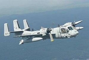 Grumman OV-1 Mohawk - US Army OV-1D Mohawk