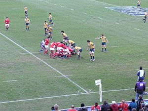 2007 Under 19 Rugby World Championship - Australia narrowly defeat Wales for third place
