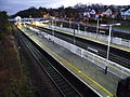 Oakleigh Park railway station evening 05.JPG