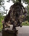 Obermenzing - Schloss Blutenburg - Agnes Bernauer Denkmal2 004.jpg
