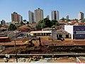 Obras anti enchente no Córrego Sul, na avenida Antônio Paschoal, em Sertãozinho. Na época as obras avançavam em frente ao Supermercado Savegnago, quase chegando ao Terminal Rodoviário. - panoramio (4).jpg