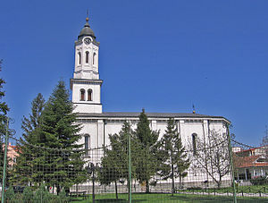 Obrenovac - Serbian Orthodox church
