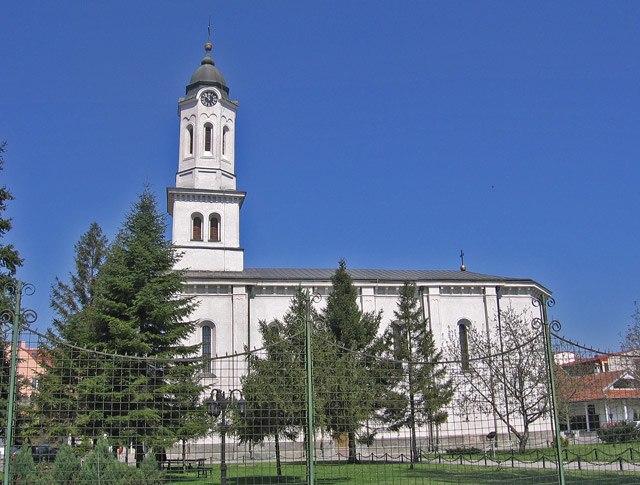 Obrenovac orthodox church