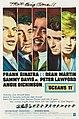 Ocean's 11 (1960 film poster).jpeg