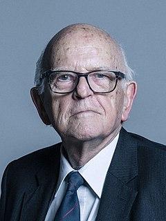 Frank Judd, Baron Judd British Labour Party politician