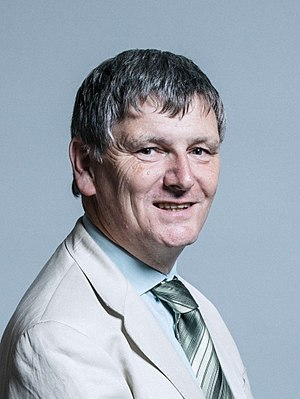 Peter Grant (politician) - Image: Official portrait of Peter Grant crop 2