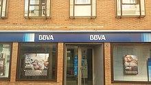 Banco bilbao vizcaya argentaria viquip dia l for Banco bilbao vizcaya oficinas