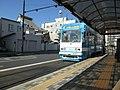 Okayama Electric Tramway Seikibashi Tram Stop - panoramio (9).jpg