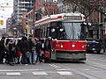 Old CLRV Streetcar on King, 2014 12 06 (4) (15775150288).jpg