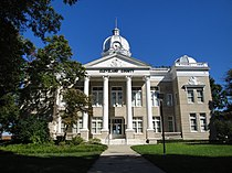 Old Cleveland County Courthouse 2009.JPG